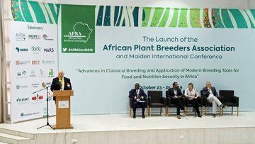 Launch of APBA ...